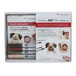 Tombow ABT PRO Starter Set in packaging