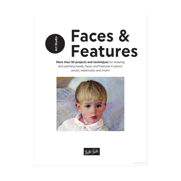 Walter-Foster-Art-Studio-Book-Faces-&-Features-Book-Inner-Pages-01