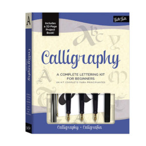 Walter-Foster-Calligraphy-Kit-A-complete-kit-for-beginners-Book-Cover-Page