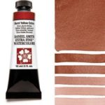 Burnt Yellow Ochre 15ml Tube – DANIEL SMITH Extra Fine Watercolor
