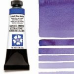 Cobalt Blue Violet 15ml Tube – DANIEL SMITH Extra Fine Watercolor