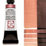 Duochrome Autumn Mystery 15ml Tube – DANIEL SMITH Luminescent Watercolor