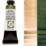 Duochrome Saguaro Green 15ml Tube – DANIEL SMITH Luminescent Watercolor