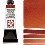 English Red Ochre 15ml Tube – DANIEL SMITH Extra Fine Watercolor
