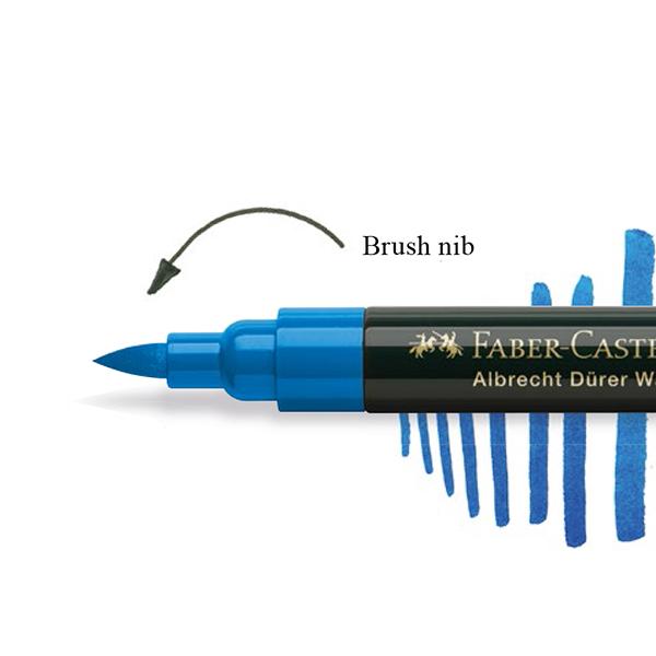 Faber-Castell-Albrecht-Durer-Watercolour-Marker-Brush-Nib