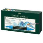 Faber-Castell-Albrecht-Durer-Watercolour-Marker-Wallet-Set-of-5