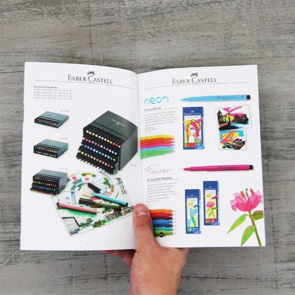 FaberCastell_Art&Graphic_Brochure_02