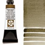 German Greenish Raw Umber 15ml Tube – DANIEL SMITH Extra Fine Watercolor