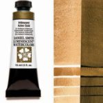 Iridescent Aztec Gold 15ml Tube – DANIEL SMITH Luminescent Watercolor