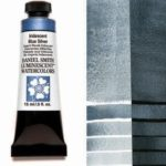 Iridescent Blue Silver 15ml Tube – DANIEL SMITH Luminescent Watercolor