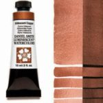 Iridescent Copper 15ml Tube – DANIEL SMITH Luminescent Watercolor