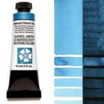 Iridescent Electric Blue 15ml Tube – DANIEL SMITH Luminescent Watercolor