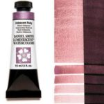 Iridescent Ruby 15ml Tube – DANIEL SMITH Luminescent Watercolor