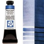 Iridescent Sapphire 15ml Tube – DANIEL SMITH Luminescent Watercolor