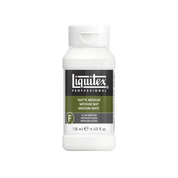 Liquitex-Matte-Medium-118ml-Bottle