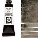 Lunar Black 15ml Tube – DANIEL SMITH Extra Fine Watercolor