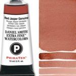 Red Jasper Genuine 15ml Tube DANIEL SMITH PrimaTek Watercolor