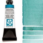 Sleeping Beauty Turquoise Genuine 15ml Tube – DANIEL SMITH PrimaTek Watercolor