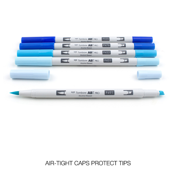 Tombow-ABT-Pro-Markers-AIR-TIGHT-CAPS-PROTECT-TIPS