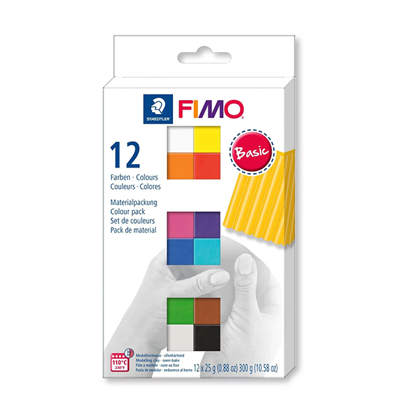Staedtler-Fimo-Soft-Modeling-Clay-12-Colour-Pack