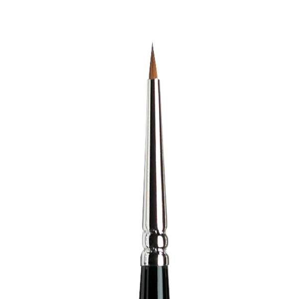 Winsor-&-Newton-MINIATURE-SERIES-7-KOLINSKY-SABLE-ROUND-BRUSH-Close-Up