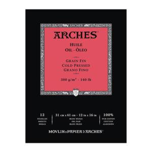 Arches-Oil-Paper-Pad-12x16-inch