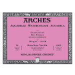 Arches-Watercolour-Hot-pressed-Block-18x26cm