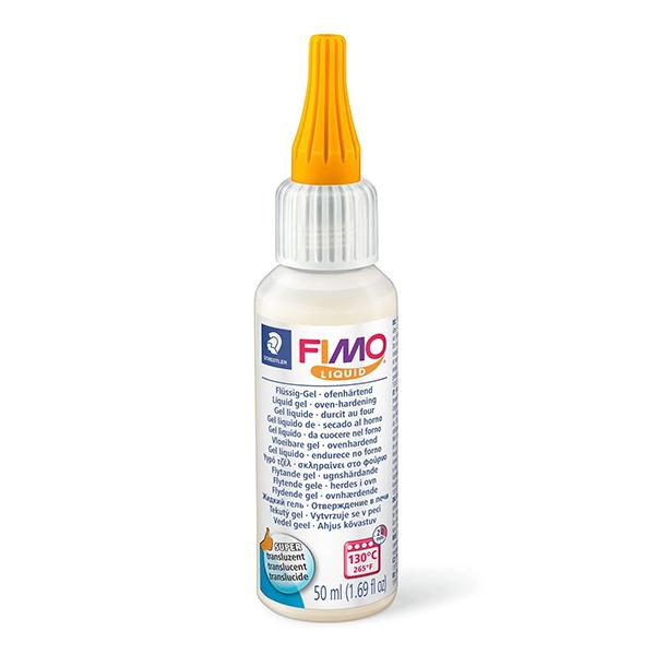 FIMO-Liquid-8050-Oven-hardening-Liquid-Gel-50ml-Translucent