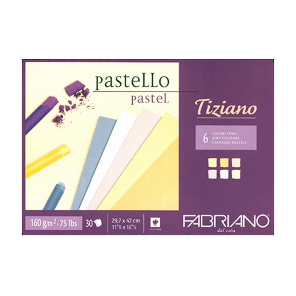 Fabriano-Tiziano-Soft-Colours-Pastel-Pad-160gsm-29,7x42cm-FB46029742