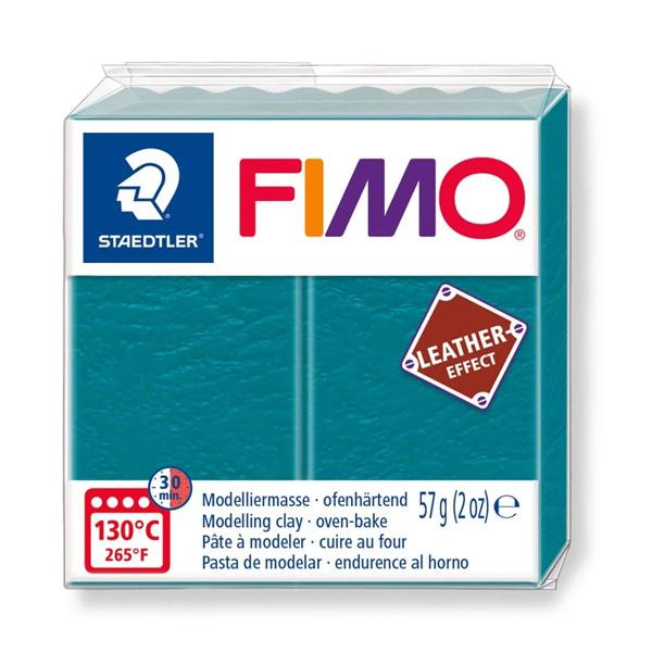 Fimo-57g-Leather-Effect-Lagoon-colour