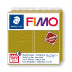 Fimo-57g-Leather-Effect-Olive-colour