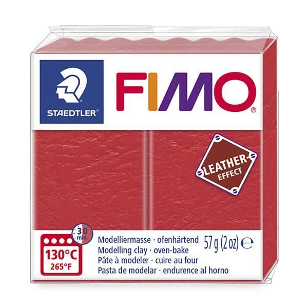 Fimo-57g-Leather-Effect-Watermelon-colour