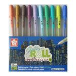 Sakura-Gelly-Roll-Moonlight-10-Earth-Tones-10-Pen-Set-XPGB-10ML10