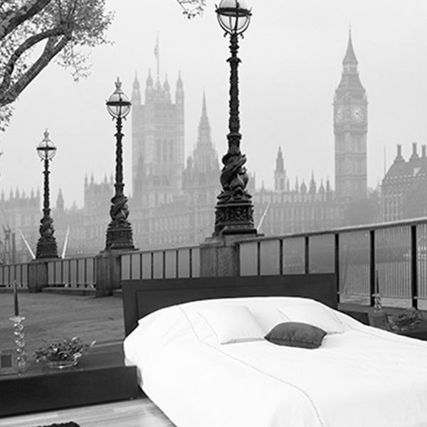 WG00142-London-Fog-Wallpaper-in-bedroom