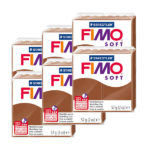 Fimo-Soft-Bulk-Packs-of-the-colour-Caramel-#7
