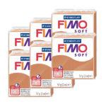 Fimo-Soft-Bulk-Packs-of-the-colour-Cognac-#76