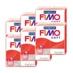 Fimo-Soft-Bulk-Packs-of-the-colour-Indian-Red-#24