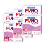 Fimo-Soft-Bulk-Packs-of-the-colour-Lavender-#62