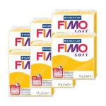 Fimo-Soft-Bulk-Packs-of-the-colour-Lemon-#10