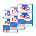 Fimo-Soft-Bulk-Packs-of-the-colour-Pacific-Blue-#37