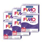 Fimo-Soft-Bulk-Packs-of-the-colour-Plum-#63