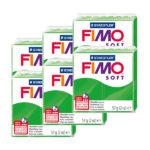 Fimo-Soft-Bulk-Packs-of-the-colour-Tropical-Green-#53