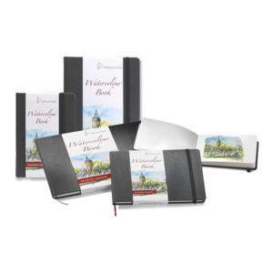 Hahnemuhle-Watercolour-Books-Portrait-and-Landscape-Ranges