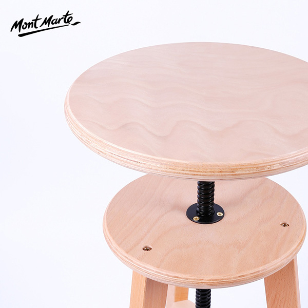Mont-Marte-Easel-Stool-seating-area-MEA0044_V01