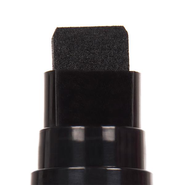 Posca-PC-17K-Extra-Broad-Tip-Black-Marker-nib-closeup