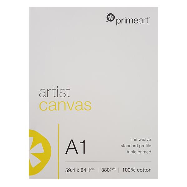 Prime-Art-Artist-Stretch-Canvas-Standard-Profile-A1-Yellow-Label
