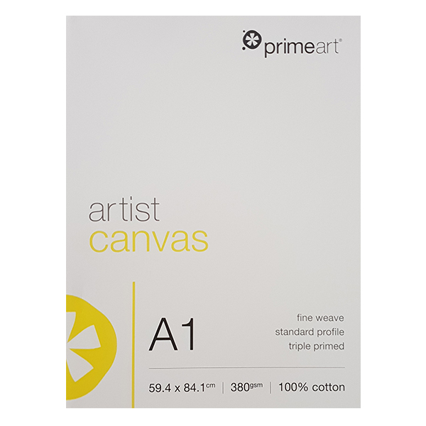 Prime-Art-Artist-Stretch-Canvas-Standard-Profile-A1-Yellow-Label