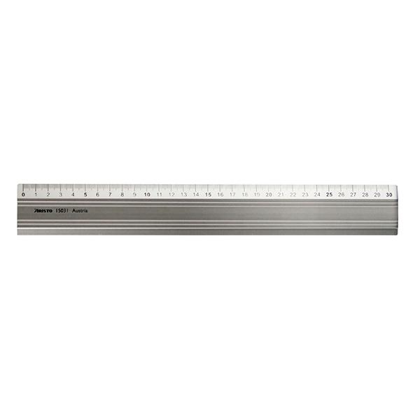 Aristo-Aluminum-ruler-30cm-long-AR15031