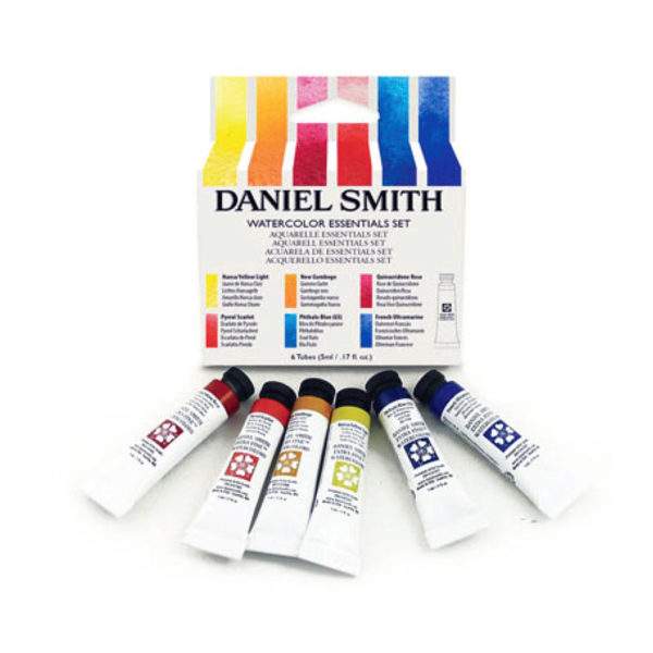 Daniel-Smith-Watercolour-Essentials Sets