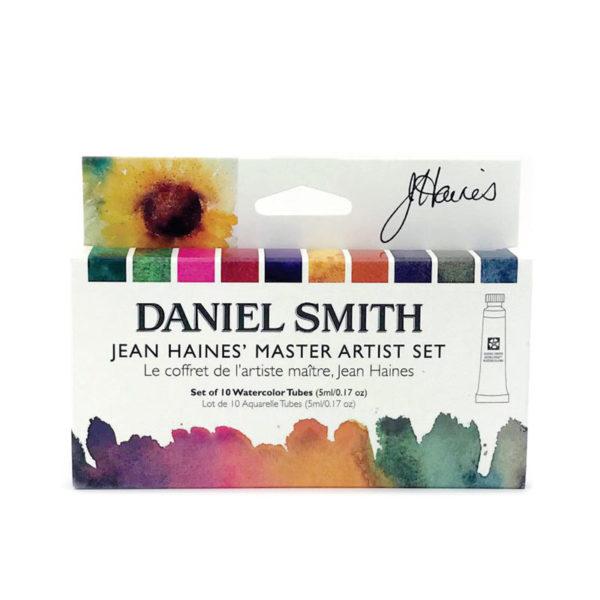Daniel-Smith-Watercolour-Jean Haines Master Artist Set
